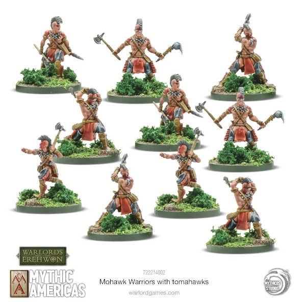 Mohawk Warriors