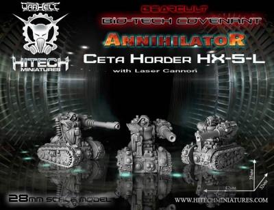 28 mm Annihilator Ceta Horder HX-5-L