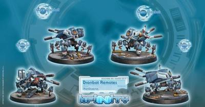 Dronbots (REM) (PO)