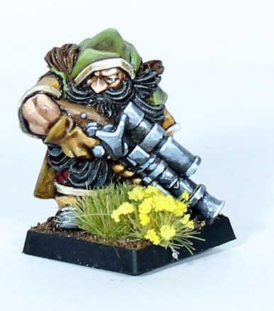 Loblin, Dwarven Hero