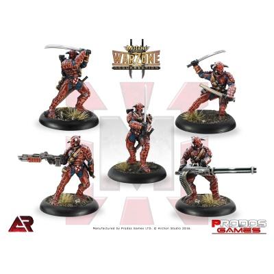 Crimson Devils (5)