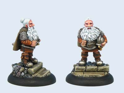 Discworld Miniature Cheery Littlebottom