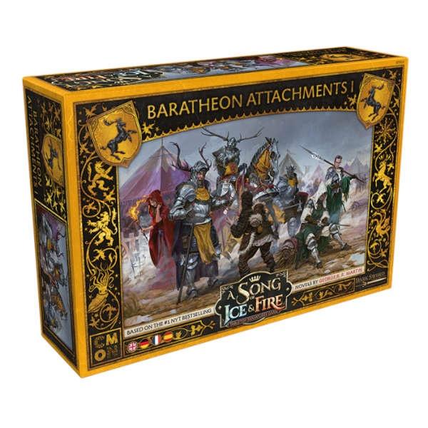 Baratheon Attachments #1