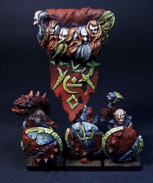 Chaos Dwarves Command (3)