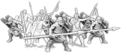 Spears of Dun Durn, Gairlom Unit (10)