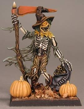 Gauntfield,Scarecrow