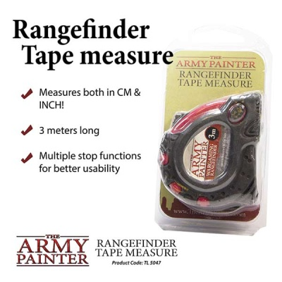 Rangefinder Tape Measure (2019)
