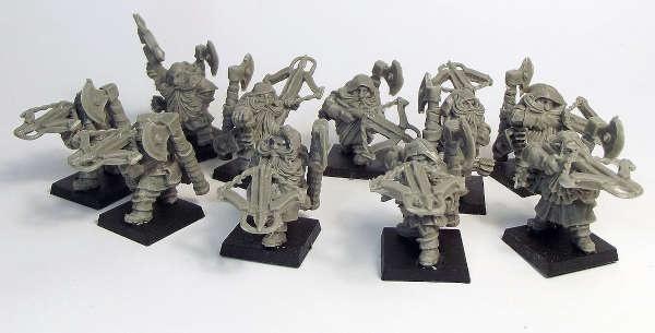 Dwarf Rangers (10)