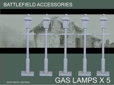 Gas Lamps (5)