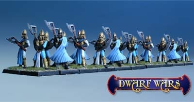 Good Elf Great Weapons Regiment (10)