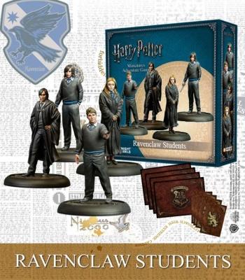 Ravenclaw Students (4)