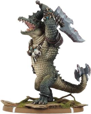 Megálávra, Krokodar Slaughterer