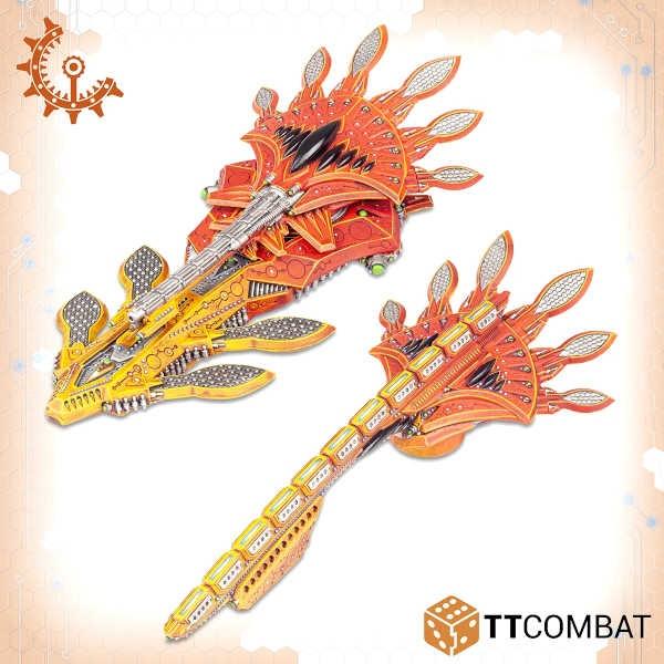 Crocodile Heavy Gravtank