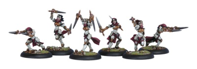 Protectorate Daughters of the Flame Unit Box