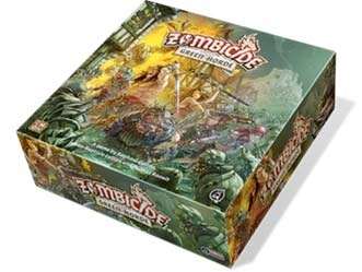 Zombicide - Green Horde (deutsch)