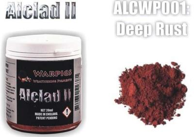 Alclad II PIGMENT: Deep Rust