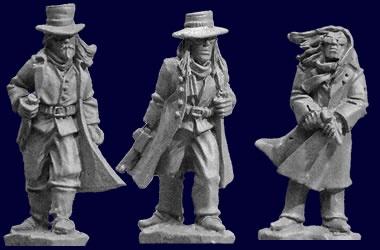 Goth Gunmen I
