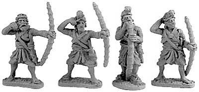 Hereditary/Mercenary Indian Archers (Random 8 of