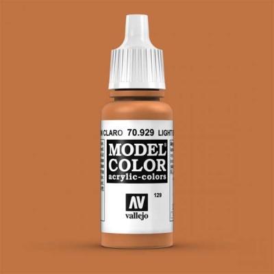 Model Color 129 Hellbraun (Light Brown) (929)