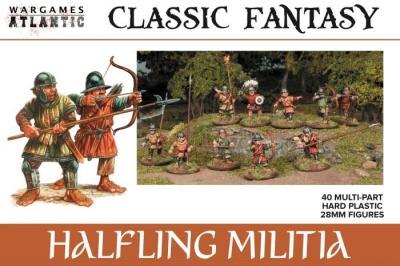 Halfling Militia (40)