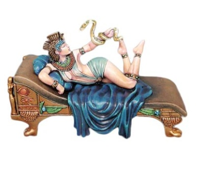 21st Century Pin Ups: Cleopatra