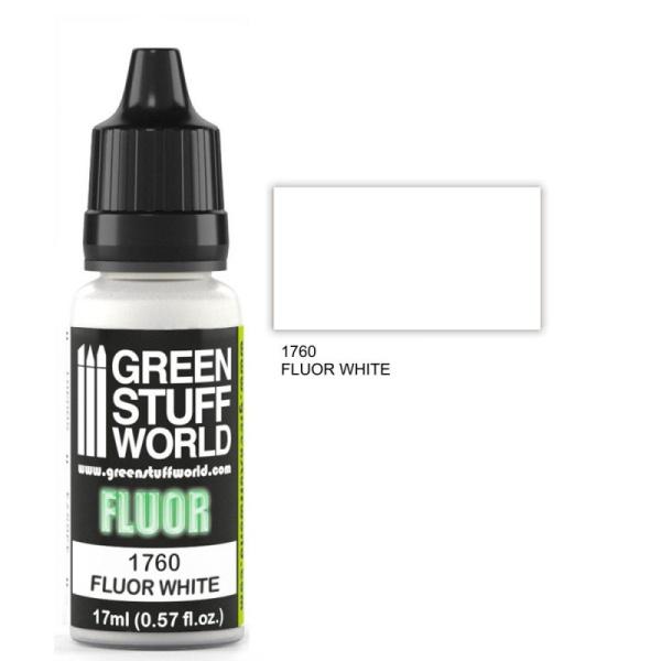 Fluor Paint WHITE