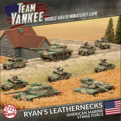 Ryan's Leathernecks Plastic (Army Deal)