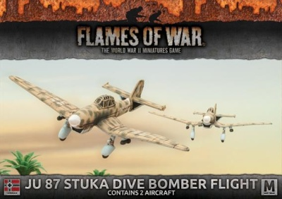Ju 87 Stuka Dive Bomber Flight (2)