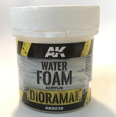 Water Foam - 100ml (Acrylic)