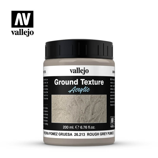 Vallejo Textur Rough Grey Pumice (200 ml)