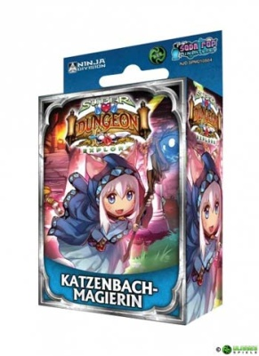 Super Dungeon Explore - DVK - Katzenbach-Magierin