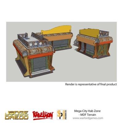 Mega-City Hab Zone