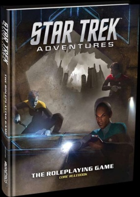 Star Trek: Adventures RPG