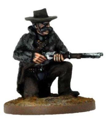 Dead Man's Hand Rogue Buckshot Roberts