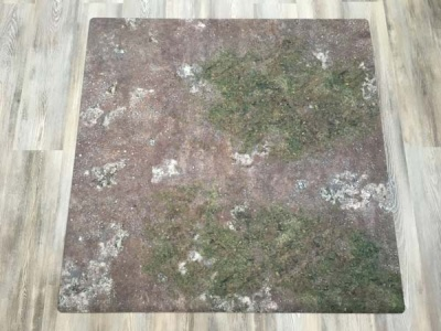 Badlands Mat 4'x4'