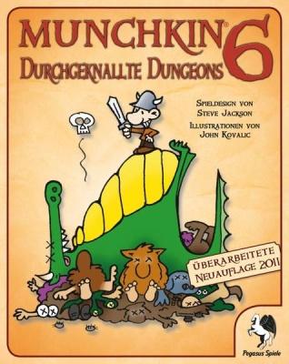 Munchkin 6: Durchgeknallte Dungeons (OOP)