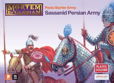 Mortem et Gloriam Sassanid Persian Pacto Starter Army