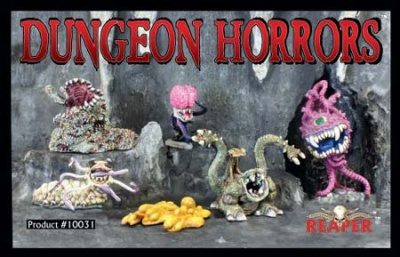 Dungeon Horrors