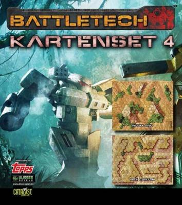 BattleTech Kartenset 4