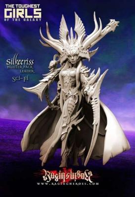 Silkeeriss, Hunter Pack Leader (VE - SF)