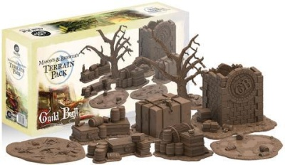 Mason's & Brewer's Terrain Pack
