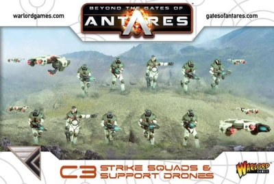 Concord Strike Squad (Plastic)