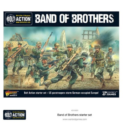 Bolt Action 2 Band Of Brothers Starter DEUTSCH