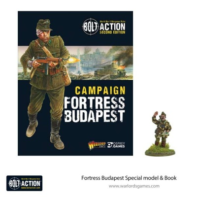 Campaign Fortress Budapest (+ Promofigur)