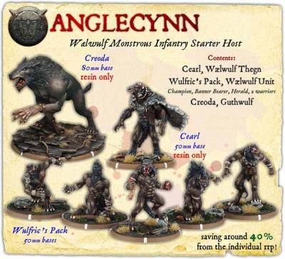 Anglecynn Duguth Infantry Starter Host