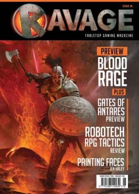 Ravage Magazine #18 (engl)