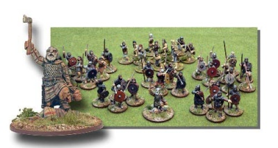 SAGA Scots Warband (6 points)