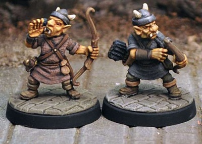 Goblins III (bows)