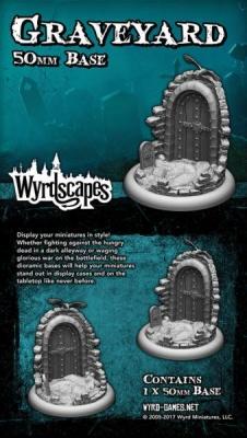 Wyrdscapes - Graveyard 50MM (1)