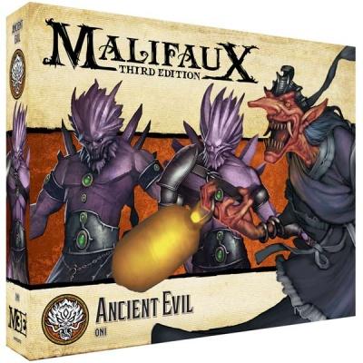 Malifaux (M3E): Ancient Evil